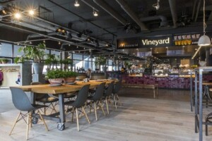 Foto bij Vineyard food & drinks
