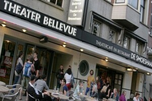 Foto bij Theater Bellevue